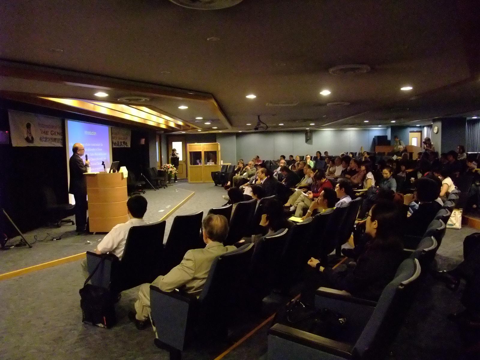 201004紀念利瑪竇逝世四百週年國際學術研討會-2
