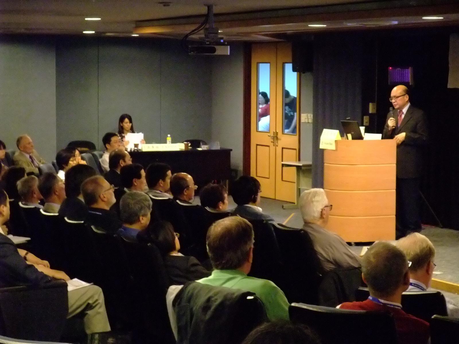 201004紀念利瑪竇逝世四百週年國際學術研討會-21