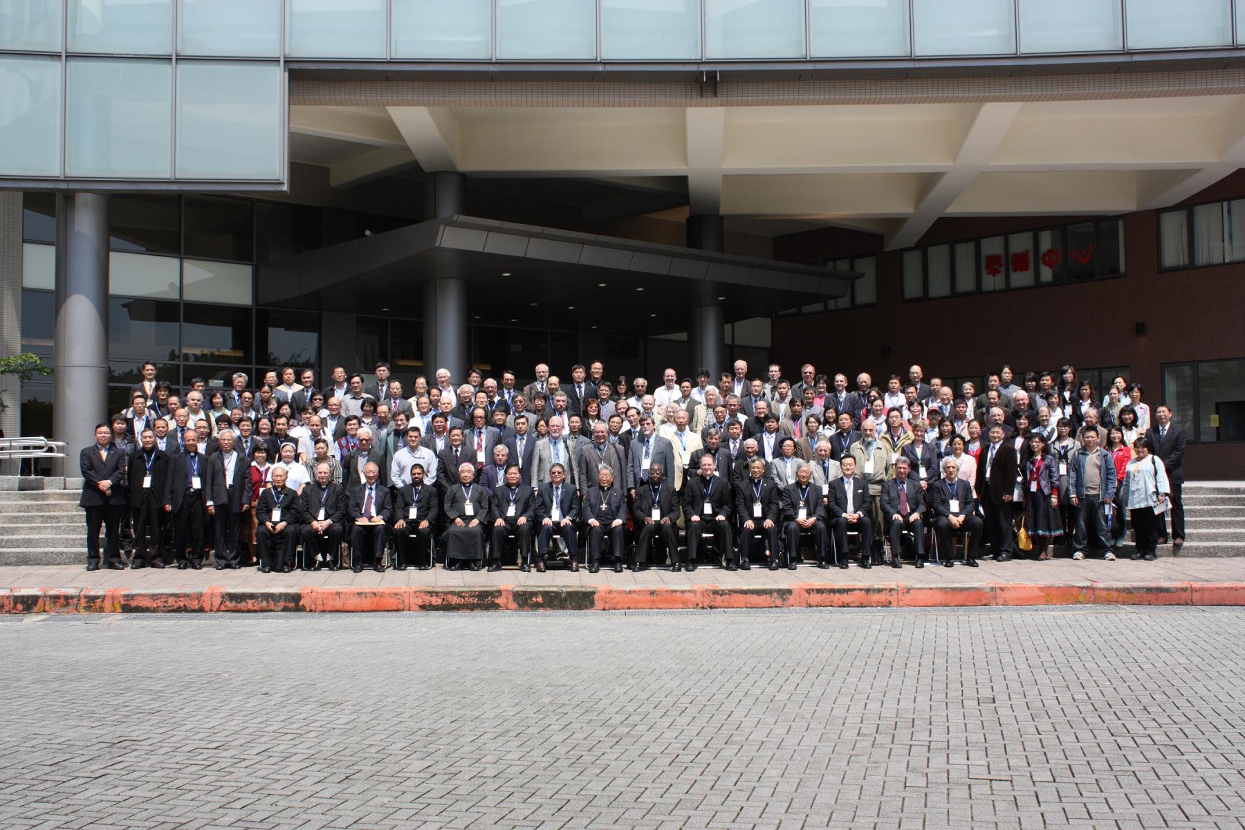 20100419利瑪竇會議團體照